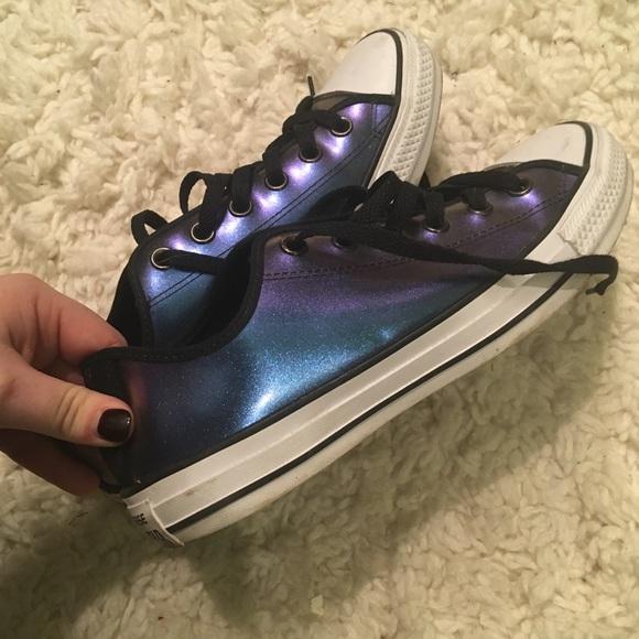 ac5214b6613f0c Converse Shoes - Converse Chuck Taylor All Star Lo Iridescent